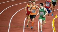 Mark English stays on track for medal at the European Indoor Championships