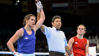 Focused Katie Taylor targets another golden moment