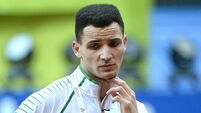 Adam McMullen's bid for final comes up short at European Athletics Indoor Championships in Prague