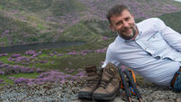 Solace in the mountains: The lengths a man will walk after the death of his child
