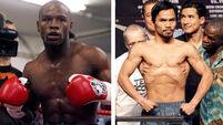Mayweather: I'm 10 steps ahead of any other fighter