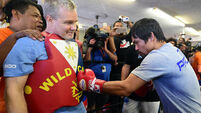The lights could go out for Pacquiao in Philippines
