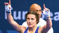 Katie Taylor added to Andy Lee's Showdown