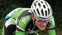 Sam Bennett on the road to achieving Tour de France dream