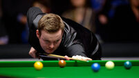 Shaun Murphy: Hit two breaks of 127 in last night's victory