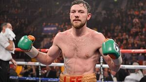 Andy Lee's plans for world title defence thrown into uncertainty