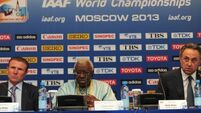 Latest claims of doping are a joke, says outgoing IAAF President