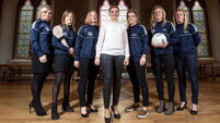 Lane: Women's Gaelic Players Association about the players and will be led by the players