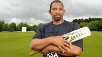 Cricket coach Phil Simmons aims for knockout stages