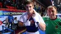 Wily Joe Ward outclasses Russian but Dean Gardiner makes exit