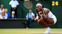 Not so elementary Heather Watson gives Serena Williams a scare