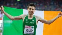 Mark English tunes up for European test at The Cork City Sports