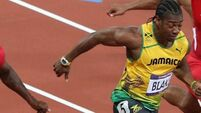 Jamaica sprint star Yohan Blake leads star line-up at Morton Games