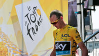 Fantastic Chris Froome turns on the style