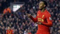 Sturridge to continue thigh injury rehab in US