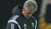 Sack looms for Irvine as fans vent anger after Stoke defeat