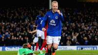 Christmas comes early for Toffees