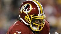 Redskins smash Eagles' play-off ambitions as Chargers rally