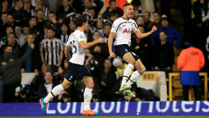 Spurs romp to semi-final as Magpies ripped  apart