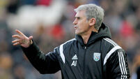 Gardner wants 'united' Baggies to drive on