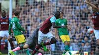 Kouyate the hero for West Ham