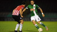 Battling Derry frustrate Cork City