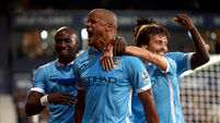 Vincent Kompany: Manchester City hungry for European success