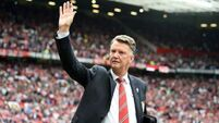 Louis van Gaal: Rotation policy is paying dividends