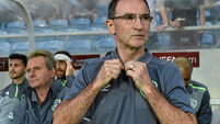 Martin O'Neill focus on players available for double header