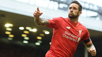 Danny Ings the sole home comfort for Brendan Rodgers