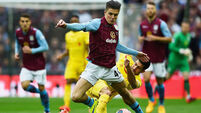 Jack Grealish's father denies England switch agreed
