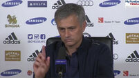 Mourinho sounds warning to players