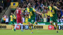 Wes Hoolahan key to Norwich's first win