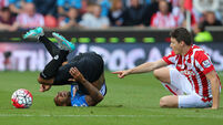 Stoke on the up as Bournemotuh rocked by Callum Wilson blow