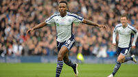 Berahino takes heat off Van Gaal and Wenger — for now