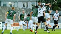 Dundalk ease past Galway