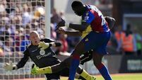 Palace boss Alan Pardew delights as Sako grasps opportunity