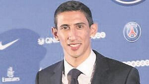 Angel Di Maria looks to the future after United nightmare ends