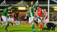 Slick Cork City stay in title hunt as sorry St Pats stumble again