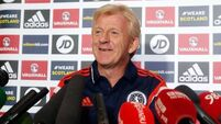 Gordon Strachan names Scotland squad for crucial Euro qualifying double