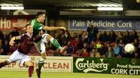 Billy Dennehy strikes again for Cork City
