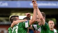 Cork City turn on the style against Bohemians