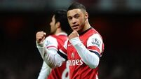 Oxlade-Chamberlain leads Arsenal response to Roy Keane rant