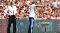 Unfamiliar losing feeling for Mourinho