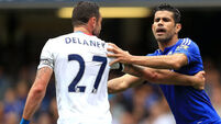 Crystal Palace hunger too much for Chelsea, says Damien Delaney