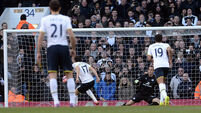 Tottenham lose to Leicester: Jeffrey Schlupp and Leonardo Ulloa goals complete unlikely comeback