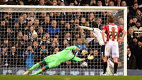 Townsend gives Spurs the edge on Blades