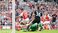 No-one could have dealt with us, boasts Walcott