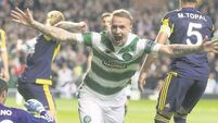 Celtic blow two-goal lead