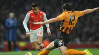 Super Sanchez tames Tigers